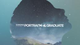 Portrait of a Graduate Poster