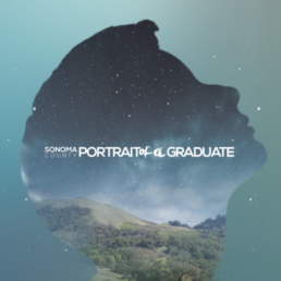 Portrait of a Graduate Poster