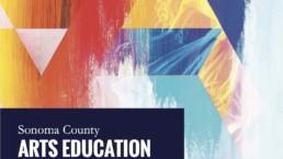 Sonoma County Arts Education Cover