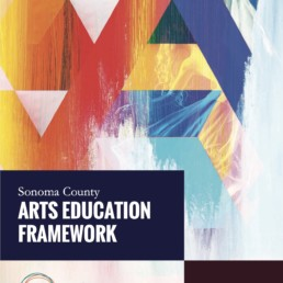 Sonoma County Arts Education Cover